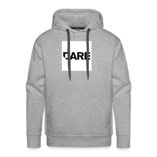 Dare logo - Men's Premium Hoodie