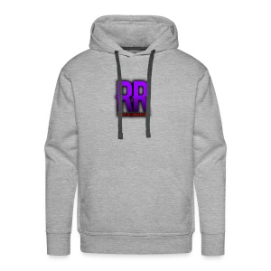 RansackedRains Fresh Logo - Men's Premium Hoodie
