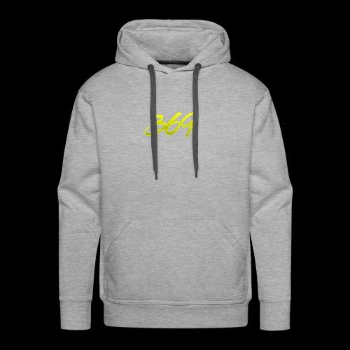 369 Custom Shirts - Men's Premium Hoodie