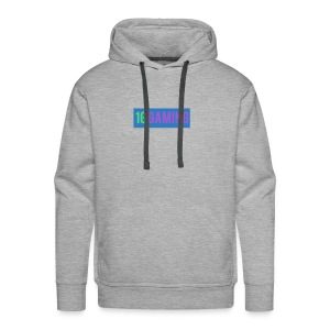 1G Designer LOGO - Men's Premium Hoodie