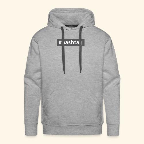 hashtag - Men's Premium Hoodie