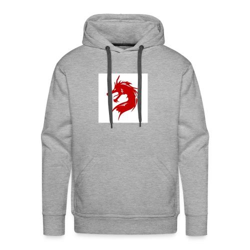 team fire dragon - Men's Premium Hoodie