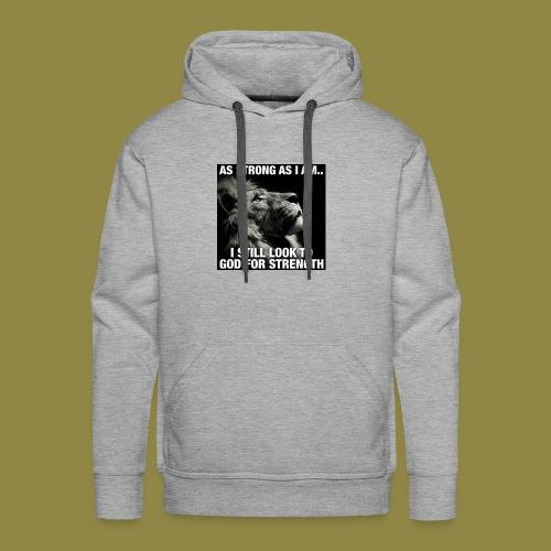 20180107195803 TTY - Men's Premium Hoodie