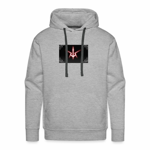 The king of wolf - Men's Premium Hoodie