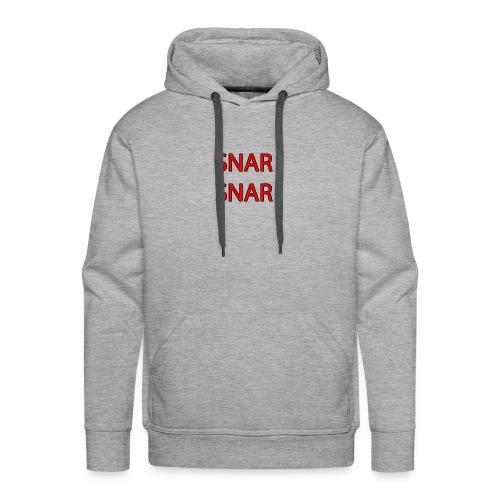 snar snar - Men's Premium Hoodie