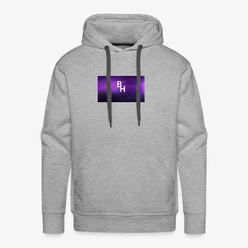 New BlazeHawk15 Logo - Men's Premium Hoodie