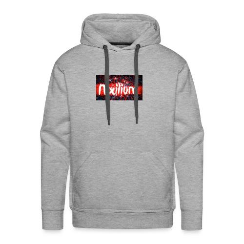 Official Nixilium Logo Shirts - Men's Premium Hoodie