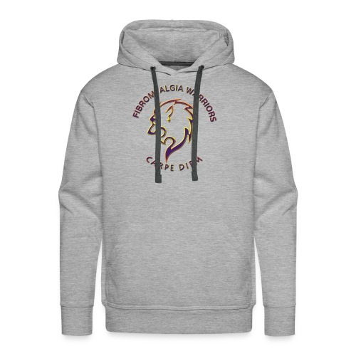 Fibromyalgia Warriors - Men's Premium Hoodie