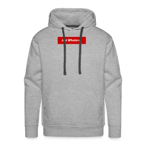 Just Whatever Mock - Men's Premium Hoodie