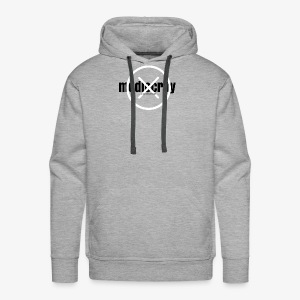 No More Mediocrity - Men's Premium Hoodie