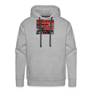 Dominate Obliterate and Dent - Men's Premium Hoodie