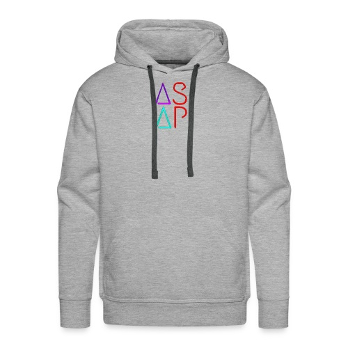 A.S.A.P - A Suicide Awareness Project - Men's Premium Hoodie