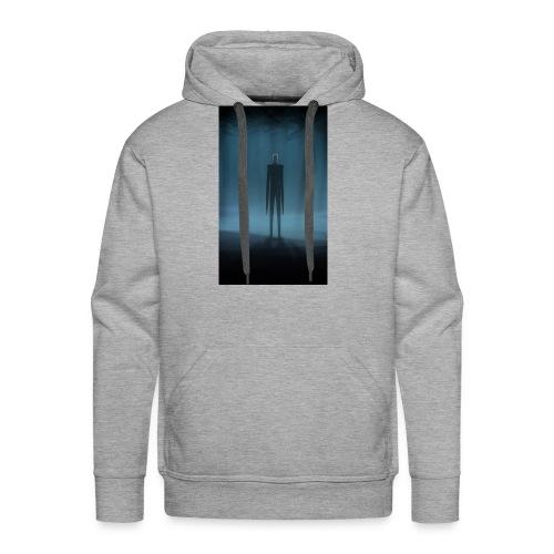 Creepy Forest Person - Men's Premium Hoodie