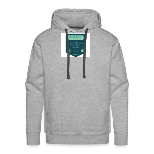 1MeaningfulLiving4U - Men's Premium Hoodie