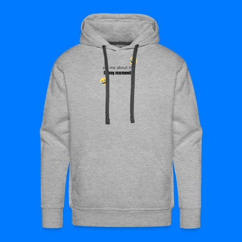 Ask Me About My Funny Moments - Men's Premium Hoodie