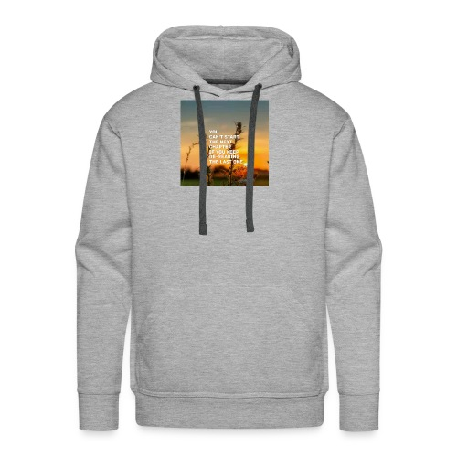 Next life chapter - Men's Premium Hoodie