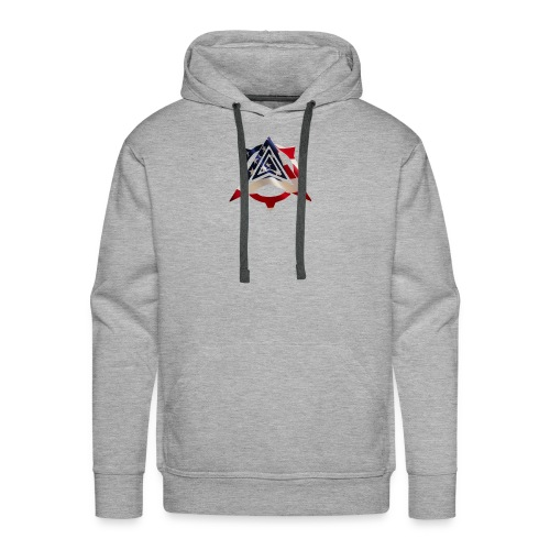 United States Flag - Men's Premium Hoodie