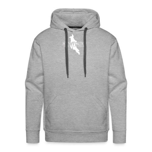 NF All White - Men's Premium Hoodie