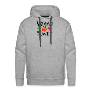 Vegan Power Baby Gift - Men's Premium Hoodie