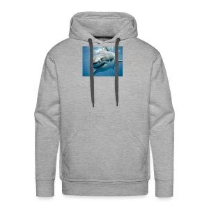 great-white-shark - Men's Premium Hoodie