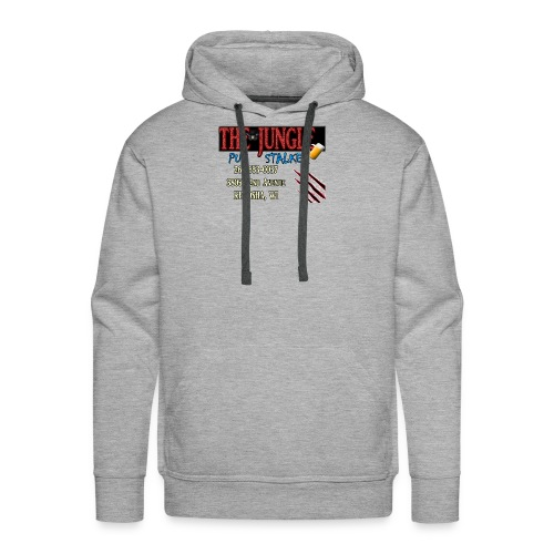 Bindelli's Jungle Pub Stalker - Men's Premium Hoodie
