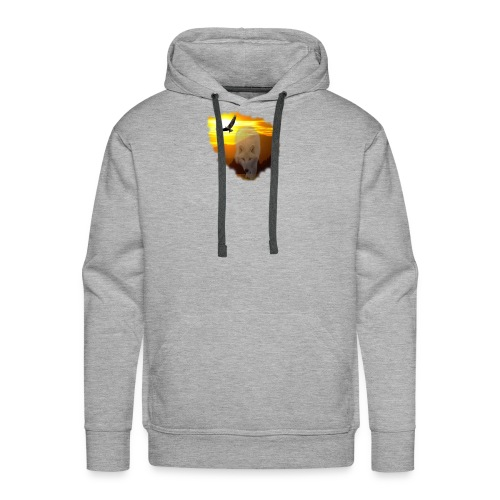 Sunsets and the spirit of the wilderness - Men's Premium Hoodie