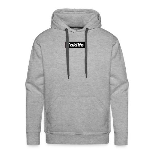 YAKLIFE'S MERCH - Men's Premium Hoodie