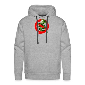 Official Unofficial Hoggorm Busters Logo - Men's Premium Hoodie