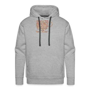 [2800+Sold] Just Love Coffee - Men's Premium Hoodie