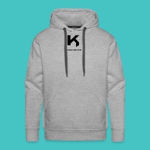 karma_gaming_logo - Men's Premium Hoodie