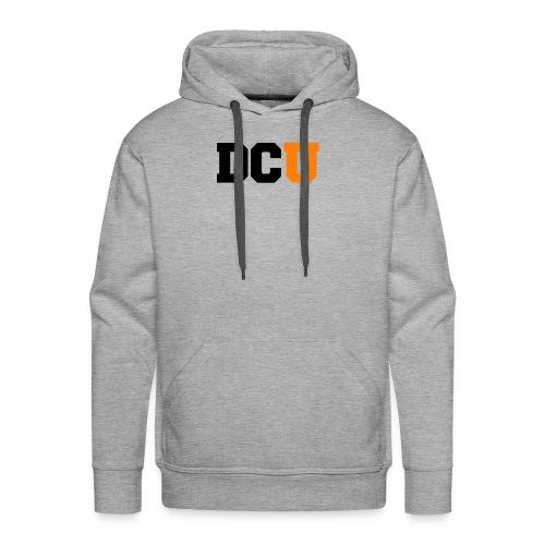 DCU Logo - Men's Premium Hoodie