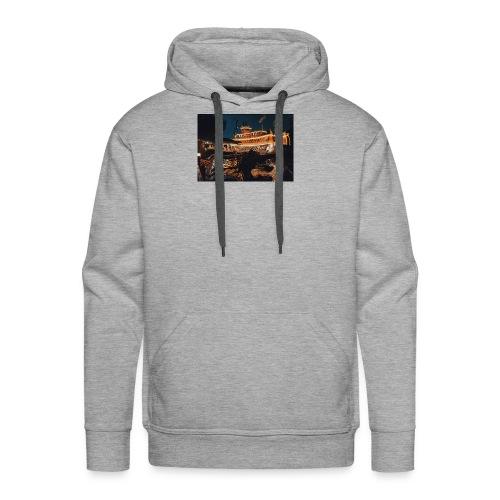 Peaceful Night - Men's Premium Hoodie