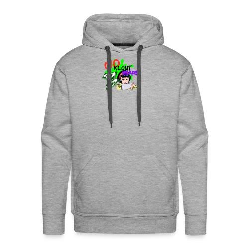 Noklouthead T-shirt - Men's Premium Hoodie