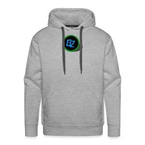 GZ Logo - Men's Premium Hoodie