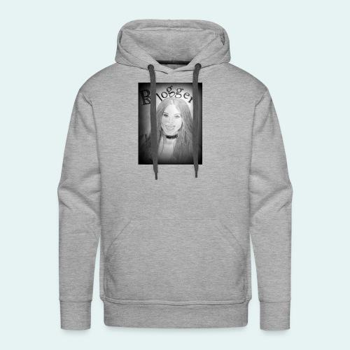 Beauty Vlogger Image Tshirt - Men's Premium Hoodie