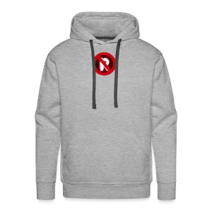 Anti R - Men's Premium Hoodie