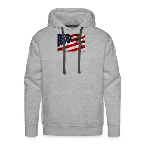 HAPPY Independece Day 4th July USA - Men's Premium Hoodie