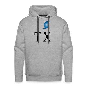 I Hurricane Texas - Men's Premium Hoodie