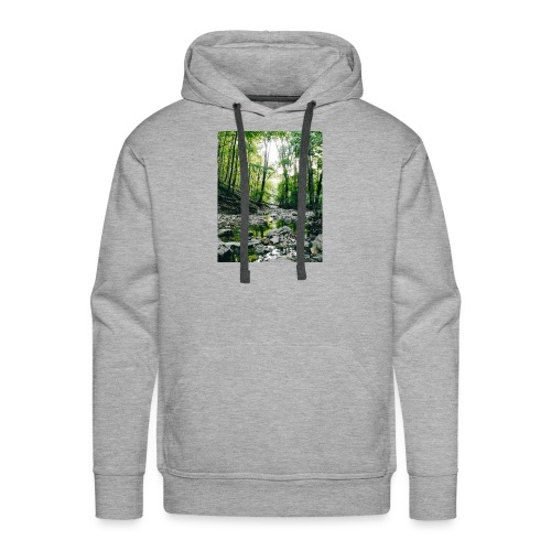 Forest Reflections - Men's Premium Hoodie