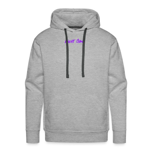 Night Gang logo - Men's Premium Hoodie