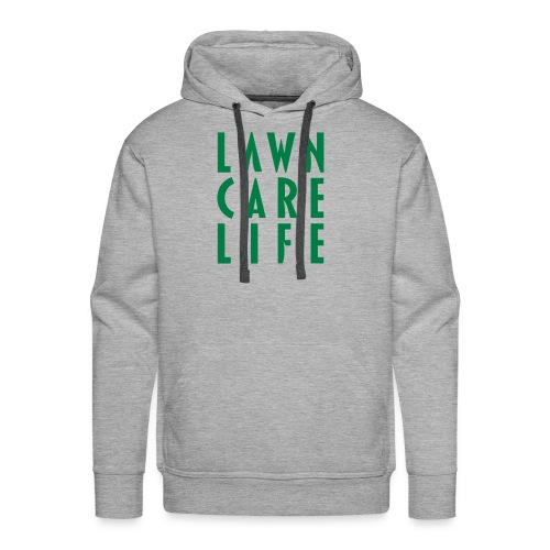 Lawn Care Life apparel - Men's Premium Hoodie