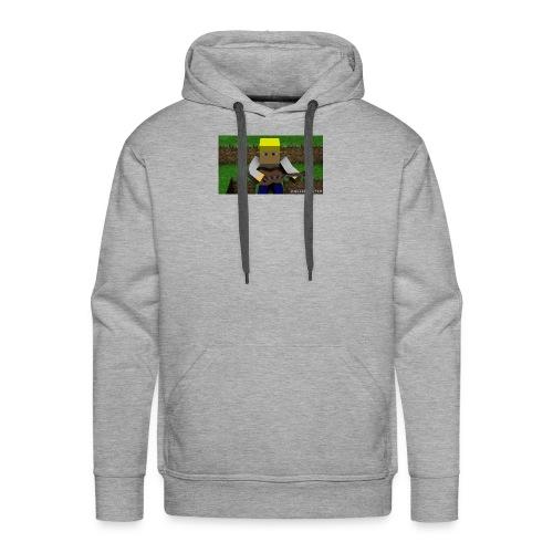 Mc rullendesten - Men's Premium Hoodie