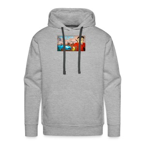 DADDY WHERE ARE MY PANTS - Men's Premium Hoodie