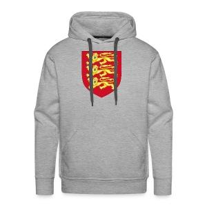 Royal Arms of England - Men's Premium Hoodie