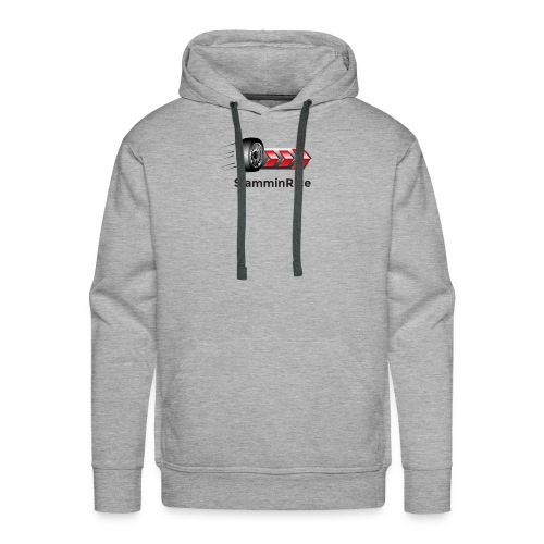 SlamminRice Tire shirts - Men's Premium Hoodie