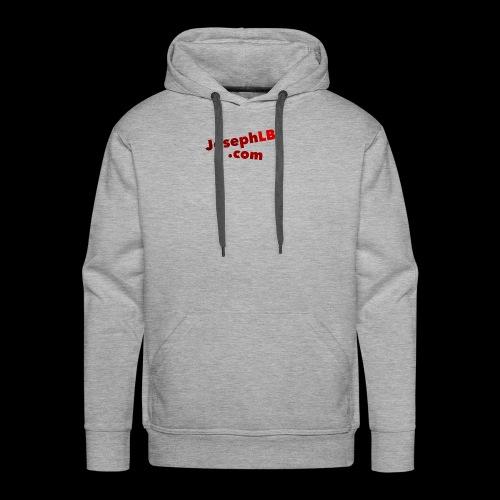 josephlb.com Gear - Men's Premium Hoodie