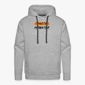 Party Monster Simple - Men's Premium Hoodie
