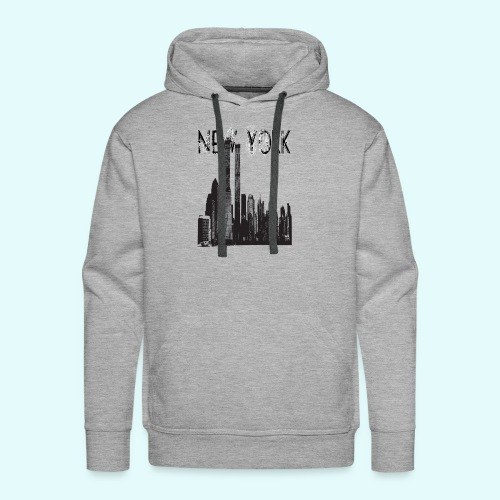 NEW_YORK - Men's Premium Hoodie