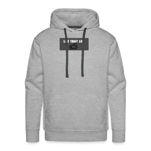 Life That Life - Men's Premium Hoodie