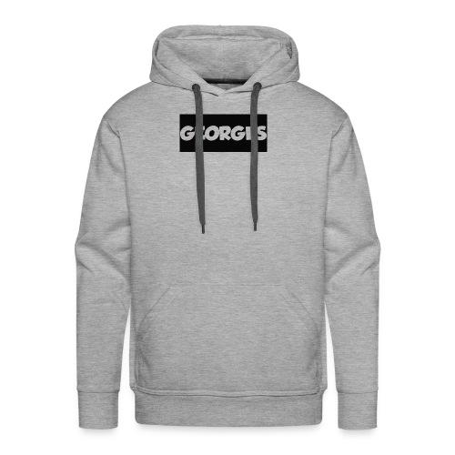 georges_logoshirt - Men's Premium Hoodie